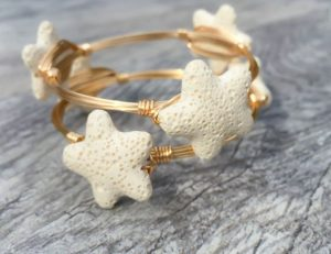 seastar/starfish bracelet