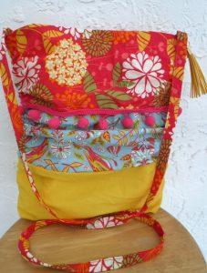 boho-style crossbody bag