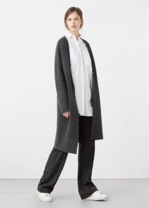long cardigan/coat